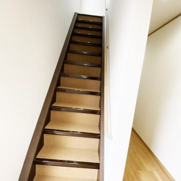 DXルーム階段