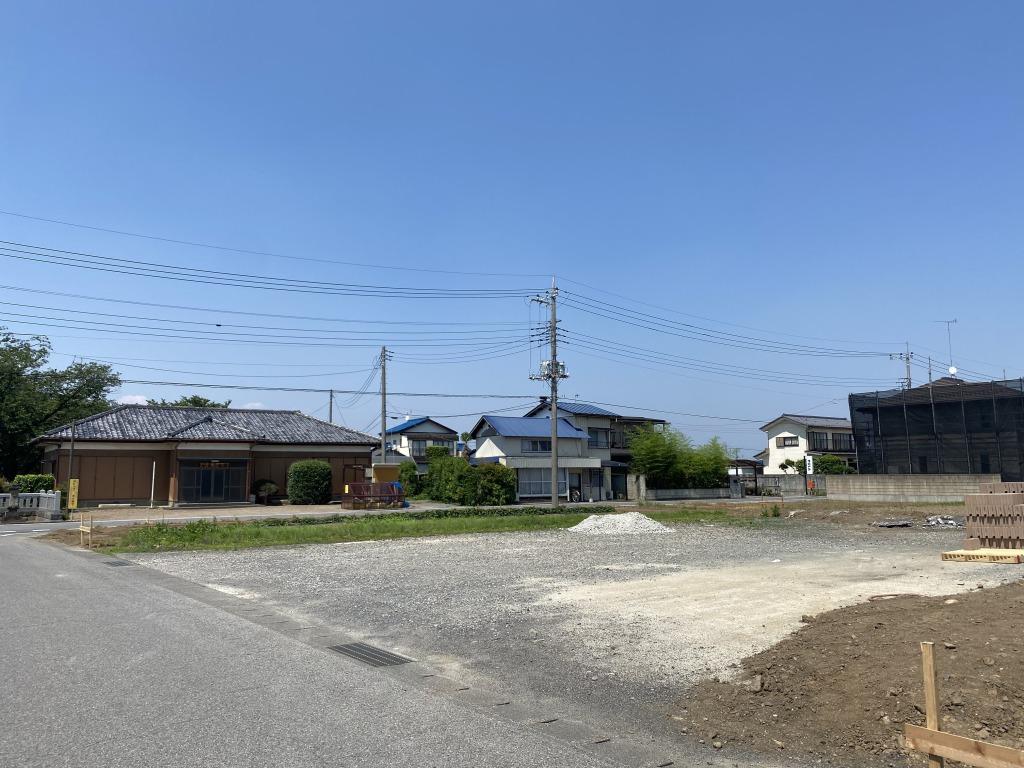 ハイブータウン安養寺B 第1期 2区画 土地分譲中